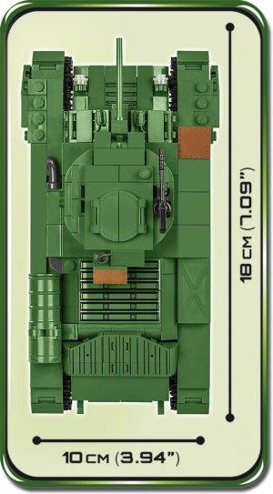 Cobi Valentine MK III Brick Set Specs