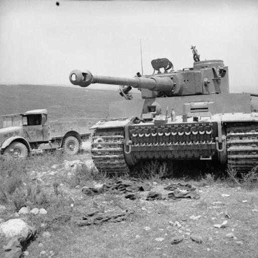 Tiger 131 History