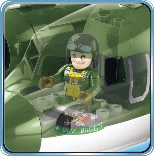 COBI C47 Skytrain Set Cockpit