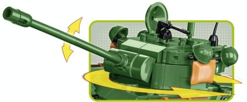 COBI Sherman Easy 8 Turret