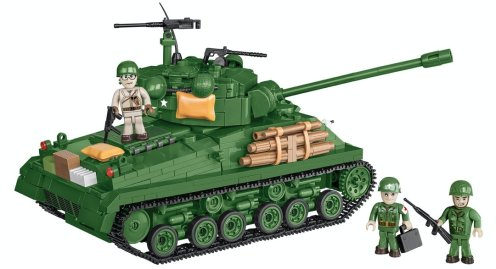 COBI Sherman Easy Eight Tank Set Best Price