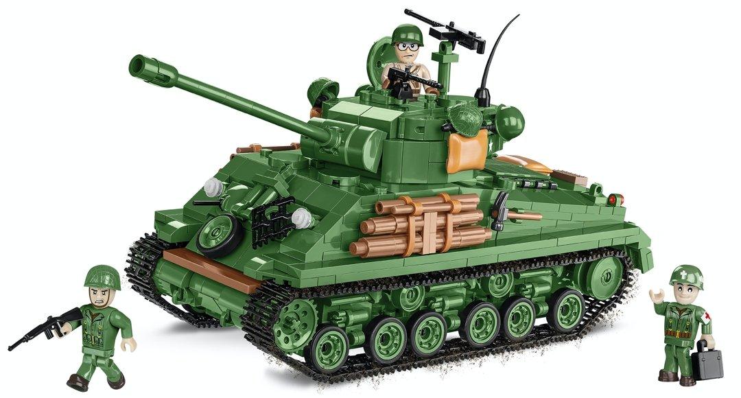 COBI Sherman Easy Eight Tank Set USA Store