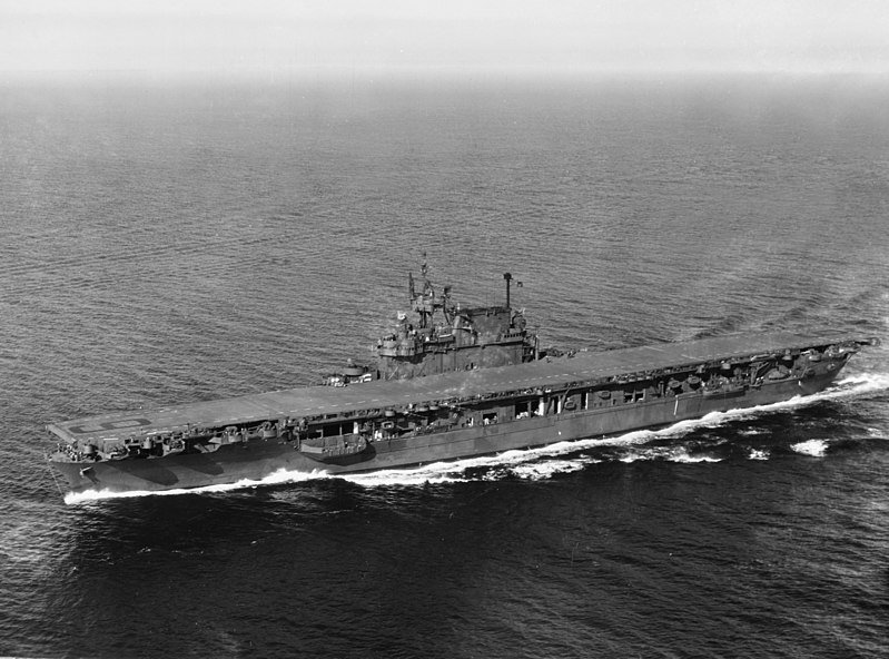 COBI USS Enterprise CV6