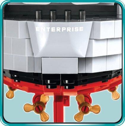 COBI USS Enterprise Set best Price