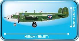 Cobi B-25B Length