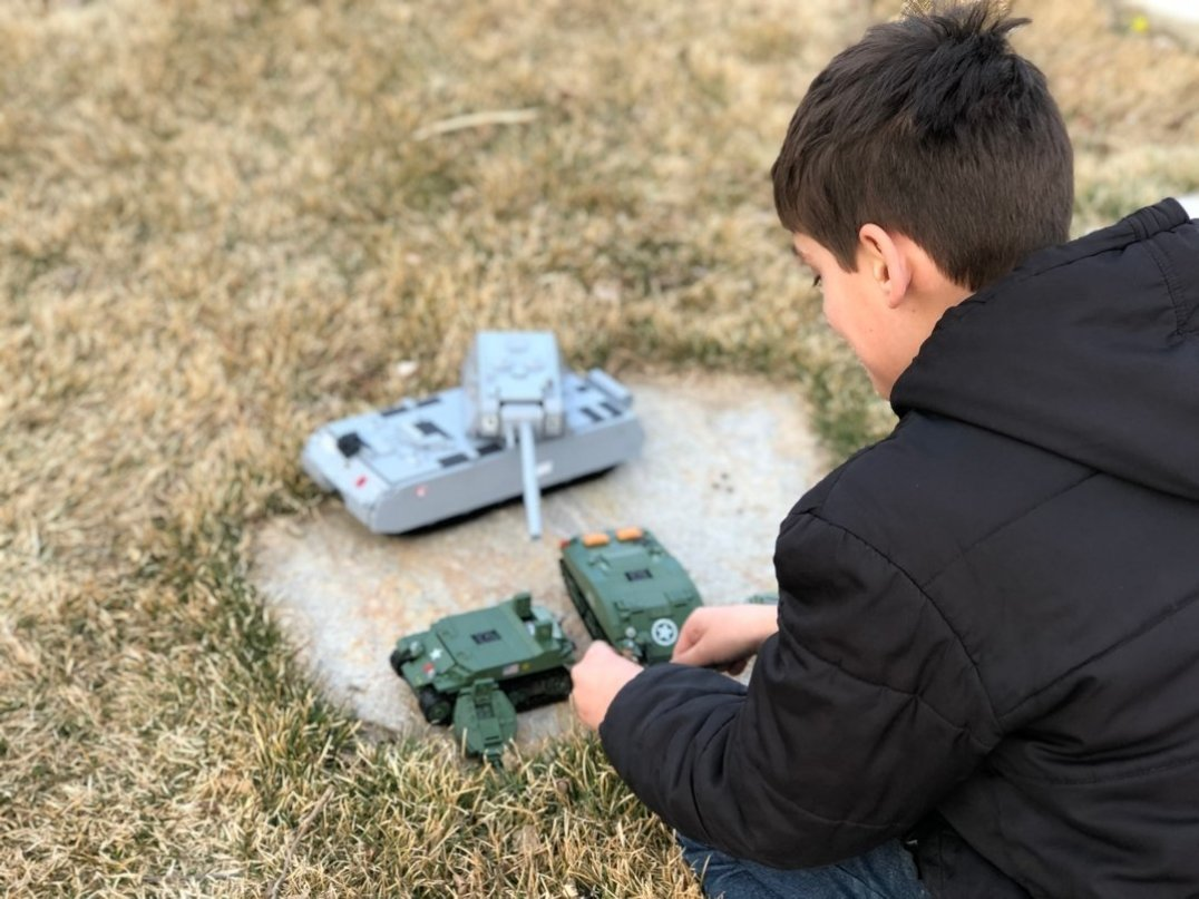 Warbricks Military legos