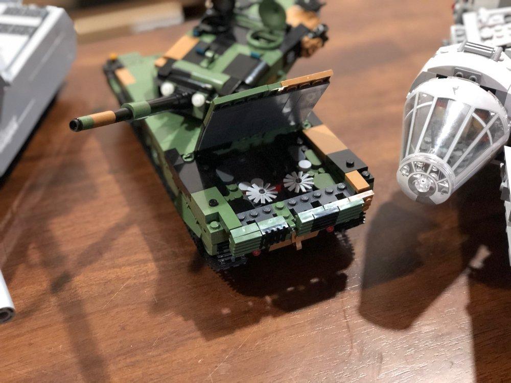 Cobi tanks