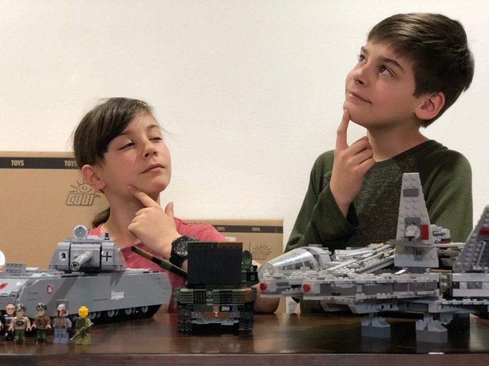 COBI Bricks Vs LEGO: Understanding the Differences