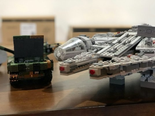 Cobi vs Lego