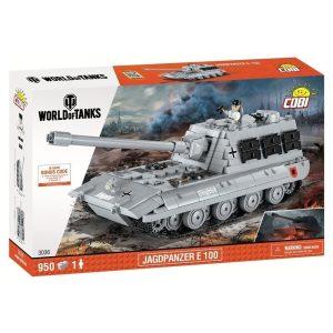 Cobi WOT E100 Jagdpanzer Set