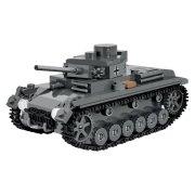 COBI 148 Scale Pnazer III Tank Set