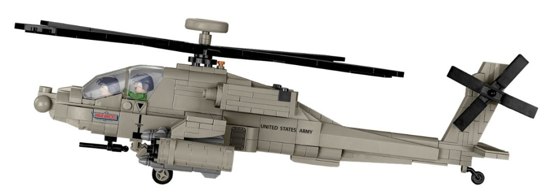 COBI AH-64 Apache Set (5808) Review