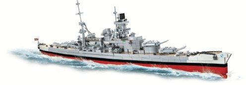 COBI Battleship Scharnhorst Set (4818) Amazon