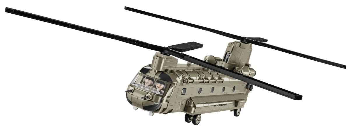 COBI CH-47 Chinook Helicopter Set (5807) Amazon