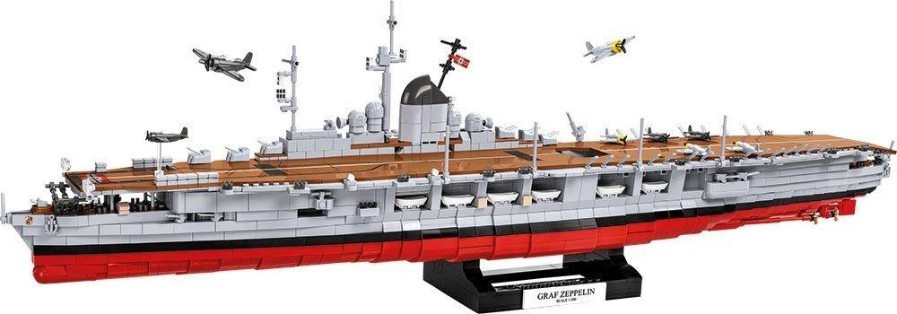 COBI Graf Zeppelin Carrier reviews