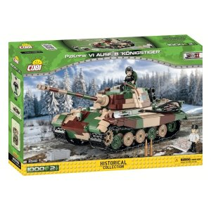 COBI King Tiger PzKpfw VI Set 2540
