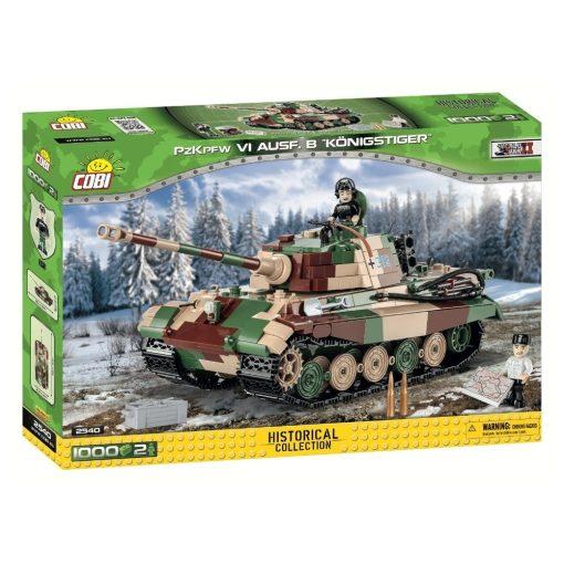 COBI King Tiger PzKpfw VI Set 2540