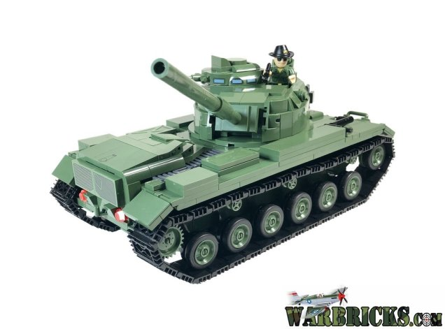 COBI M60 Patton Review