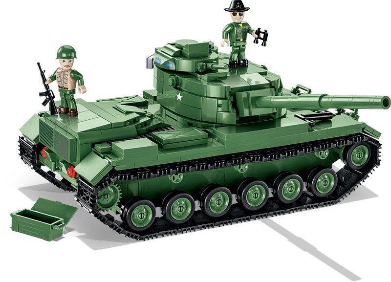 COBI M60 Patton Tank Review