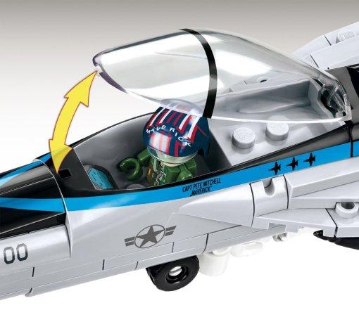 COBI 5805 TOP Gun F18E
