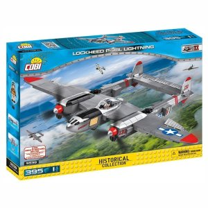 COBI P38L Lightning Set