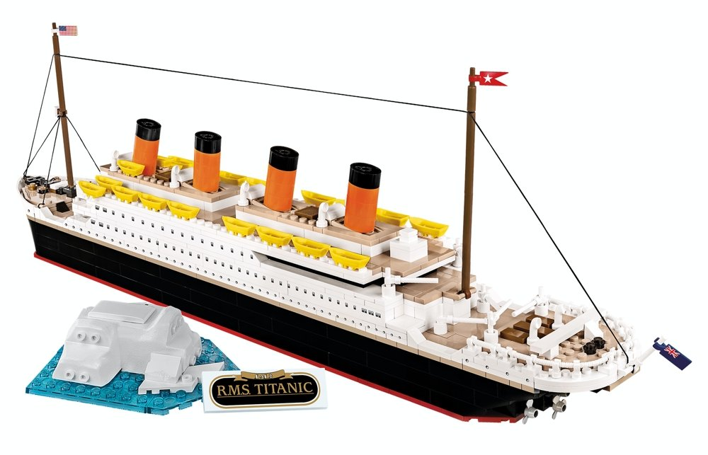 COBI R.S.M Titanic Set (1914A) Best Price
