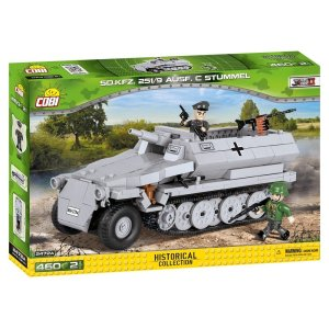 COBI Stummel Set 2472A