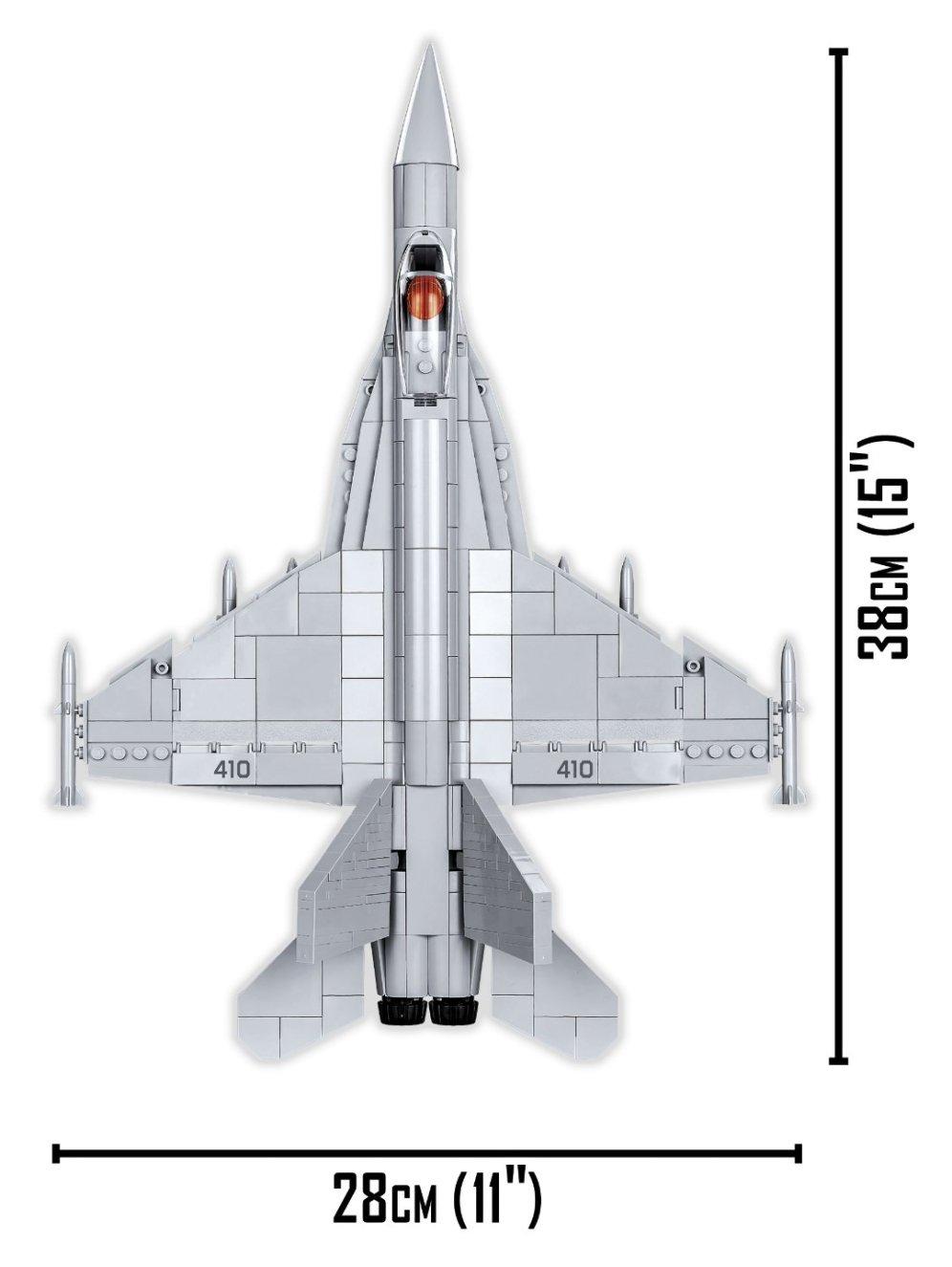 COBI TOP Gun Maverick F18 Length