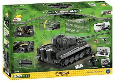 COBI Tiger 1 AUSF E Set
