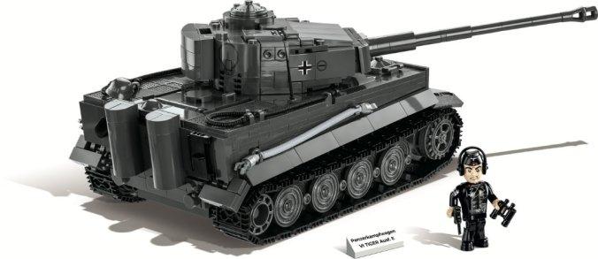 COBI Tiger 1 PzKpfw AUSF E Set USA Store