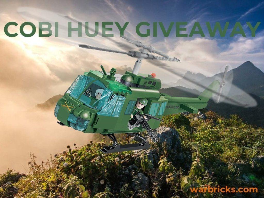 Cobi Huey Air Cavalry Set Giveaway