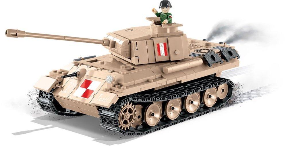 Cobi WOT Panther Warsaw Uprising Set