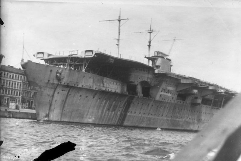 Graf Zeppelin History
