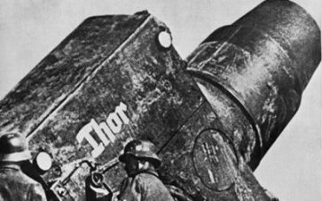 THORE COBI KARL-Gerat 040 WWII