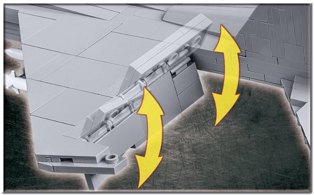 COBI F-15 Eagle Set (5803) Images
