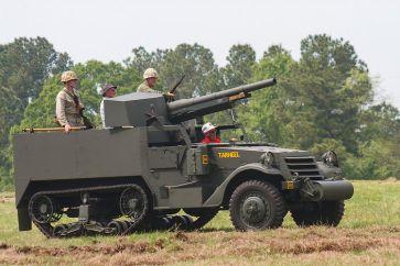 M3 Gun Motor Carriage Set by COBI