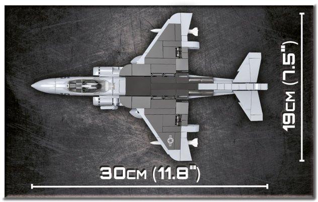 COBI AV-8B Harrier II Plus (5809) Scale