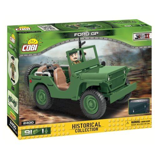 COBI FORD GP Jeep Set (2400)
