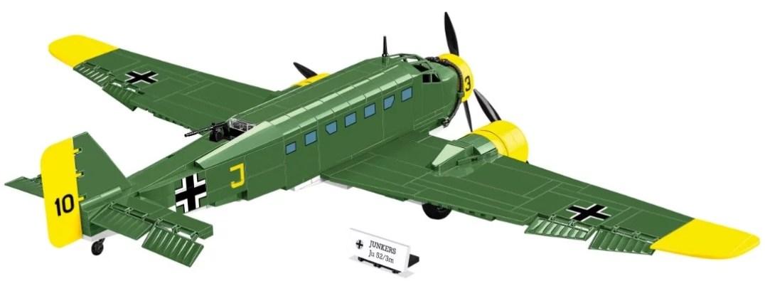 COBI Junkers JU-52 German Version (5710) Amazon