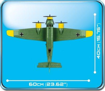 COBI Junkers JU-52 German Version (5710) Size