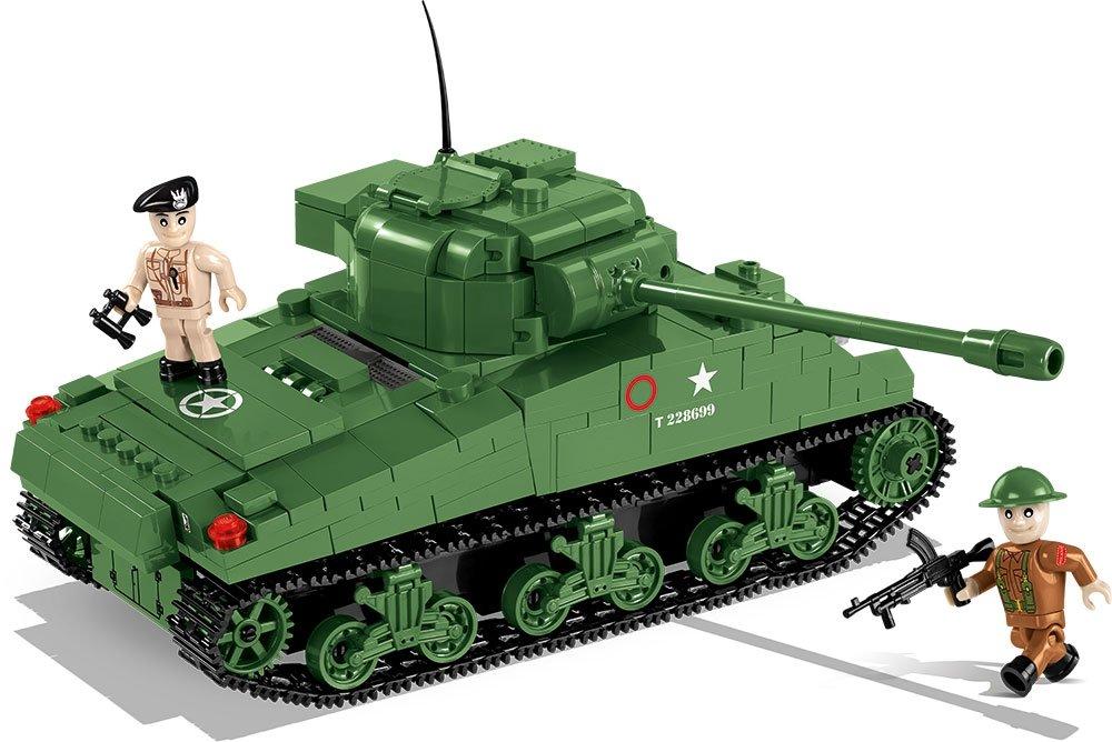 COBI Sherman Firefly Tank Set (2515)