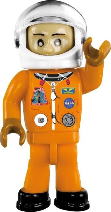 COBI Space Shuttle Discovery (2107A) pilot