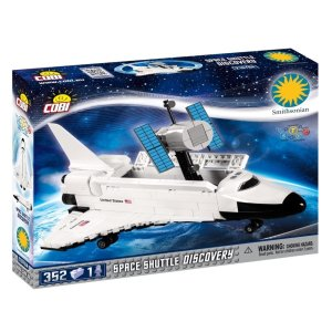 COBI Space Shuttle Discovery (2107A)