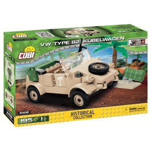 COBI Type 82 Kubelwagen Set (2402)