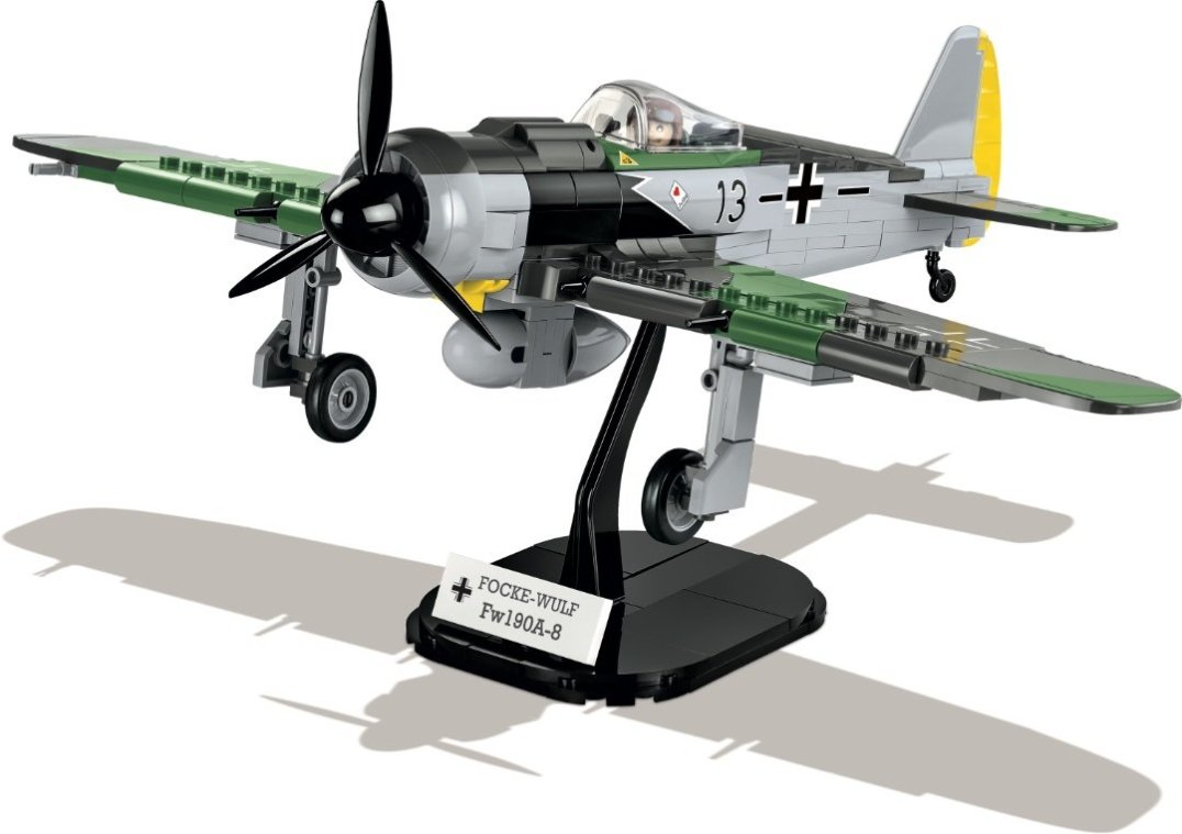 COBI Focke Wulf FW 190 Fighter Set (5704) Best Price