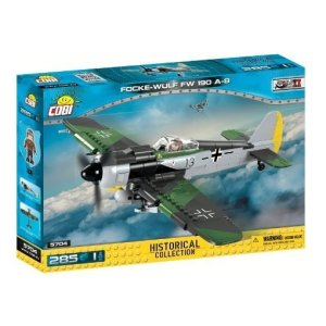 COBI Focke Wulf FW 190 Fighter Set (5704)