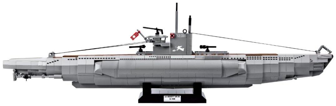 COBI U-48 U-Boat Submarine Set (4805) Review