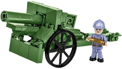 COBI 155 MM Field Howitzer Set (2981) amazon