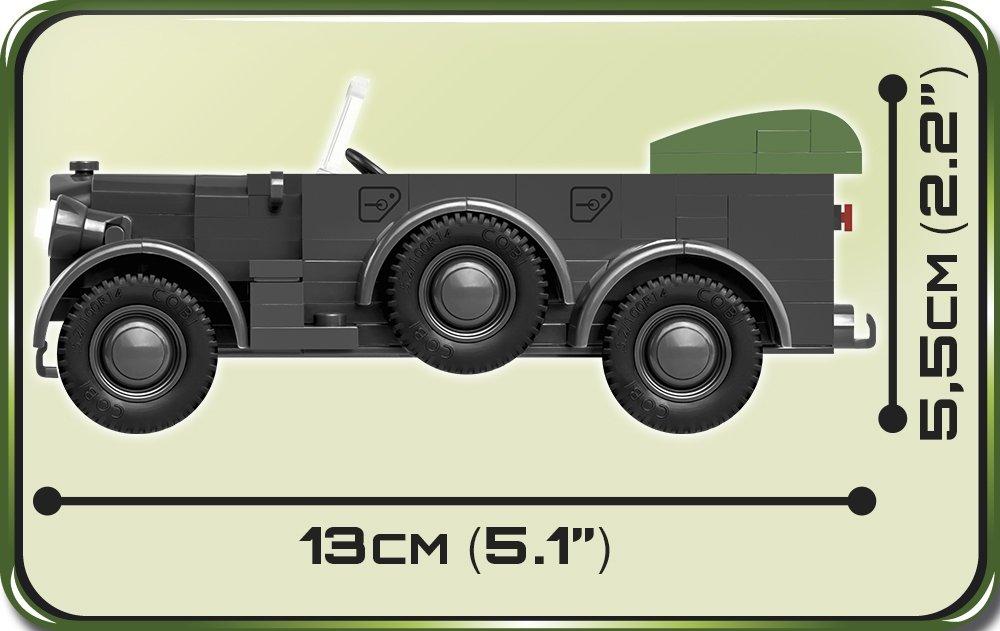 COBI 1937 HORCH ( 2405 )