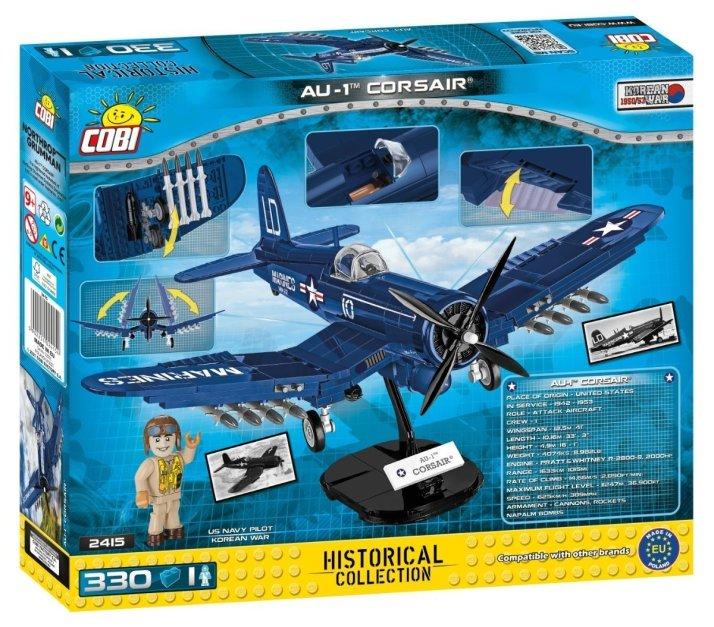 COBI AU-1 Corsair Set (2415) Amazon